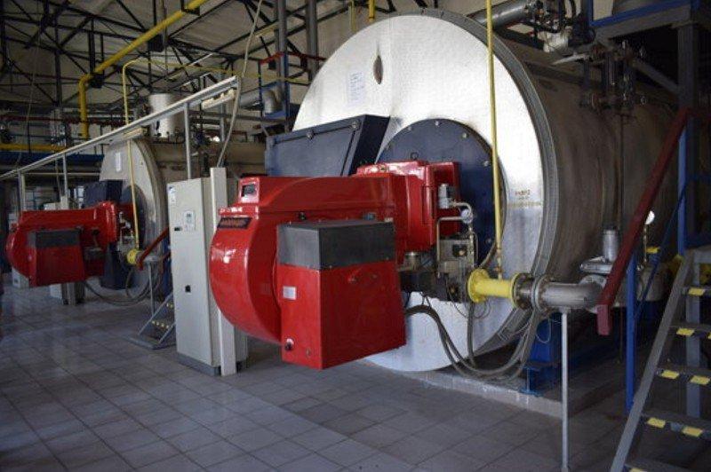 Treinamento para operadores de caldeiras
