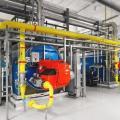 Treinamento operação de caldeiras