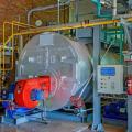 Treinamento de reciclagem de operador de caldeira